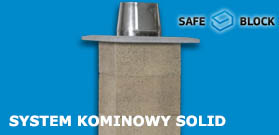 System kominowy Solid Safe Block